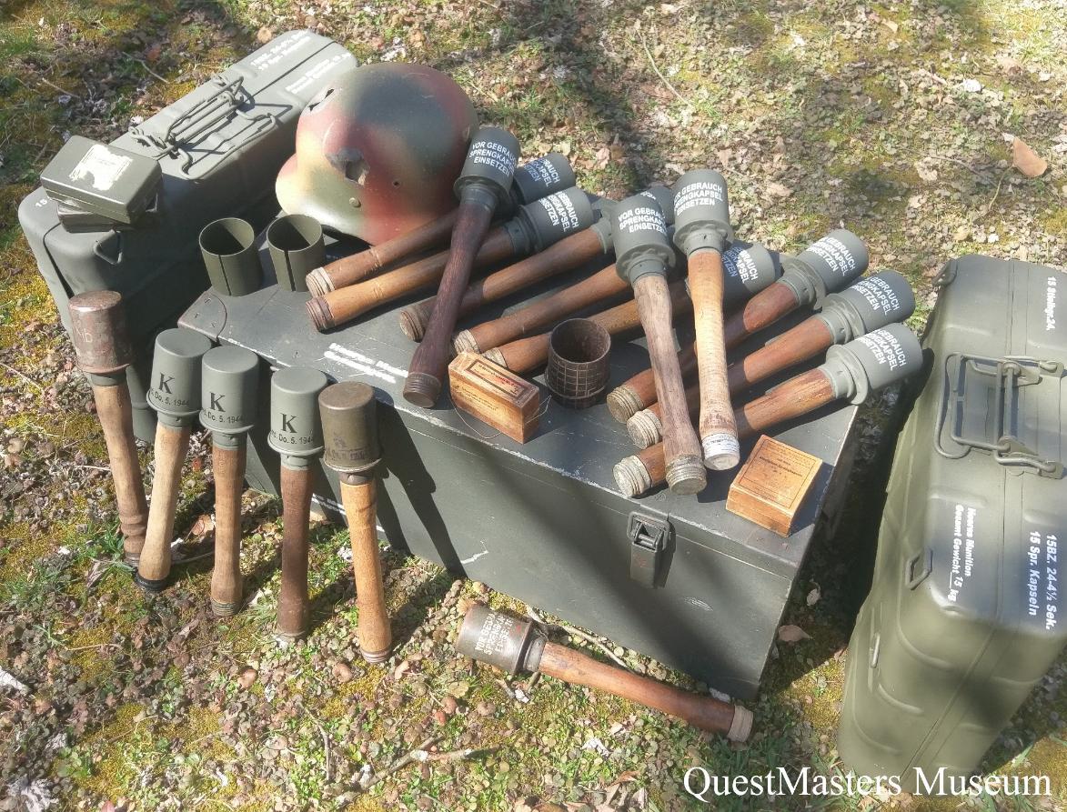 WWII Restoration Supplies