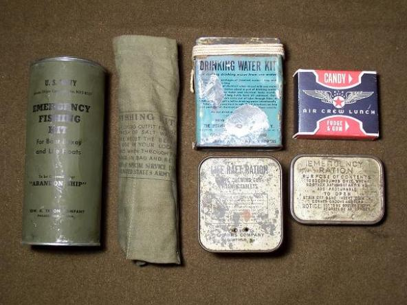 United States Heavy Bomber Carry-On Equipment