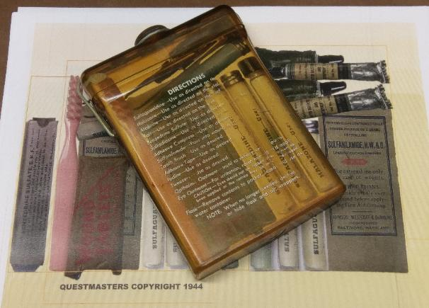 WWII Restoration Supplies